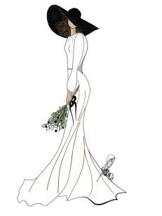 Alicia Rueda de Dress by Yes