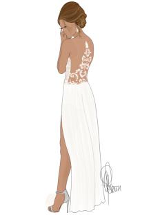 Rosa Clára de Dress by Yes